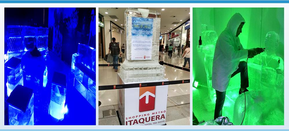 Empresa de Esculturas em Gelo para Festas, Eventos, Empresarial