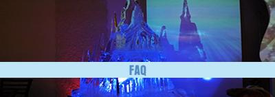 FAQ da Empresa de Esculturas em Gelo