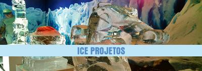 Os grandes Projetos da Empresa de Escultura em Gelo