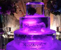 Esculturas em Gelo para Festa de 15 Anos