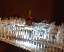 Escultura de Diplay de Drinks