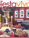 Escultura em Gelo na Revista Festa Viva