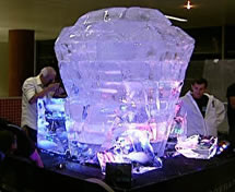 Notícia Sobre Diamante de Gelo