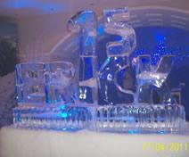 Escultura de Gelo para Aniversários