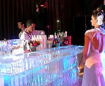 Escultura em Gelo para Festa de Casamento