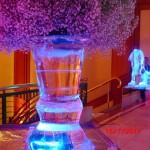 Escultura em Gelo para Aniversário de 15 Anos