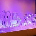Esculturas em gelo para promoção corra antes que descongele