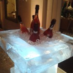 Champanheira em Gelo para Casamento