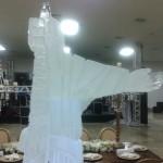 Escultura em Gelo para Aniversário