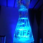 Escultura em Gelo da Taça do Corinthians