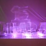 Escultura em Gelo para Festa de 15 Anos Dhara