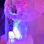 Escultura em Gelo no BBB