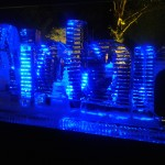 Esculturas em Gelo Inauguração escritório de Advocacia