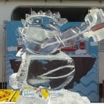 Escultura em Gelo para Formatura