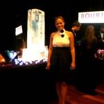 Escultura em Gelo no Lançamento de Perfume