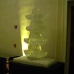 Escultura em Gelo de Monumentos Históricos
