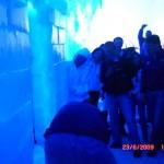 Casa de Gelo Lançamento Antártica Sub Zero