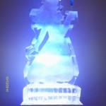 Escultura em Gelo para Festa de Debutante