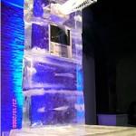 Escultura em Gelo para Evento da Docol