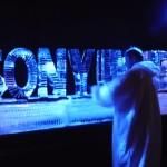 Peformance de Escultura em Gelo Sony Inner