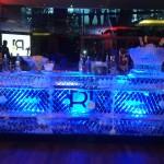Escultura de um Ice Bar para Evento