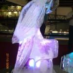 Escultura em Gelo de Animais para Festas