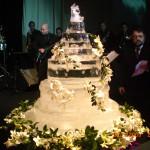 Esculturas de Bolo de Gelo para Aniversário