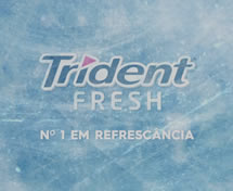 Trident Fresh - Instrumentos de Gelo
