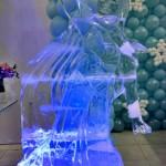 Escultura em Gelo de Castelo Gigante
