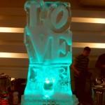 Escultura em Gelo Coqueteleira Personalizada