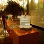 Escultura de Champanheira de Gelo para Eventos